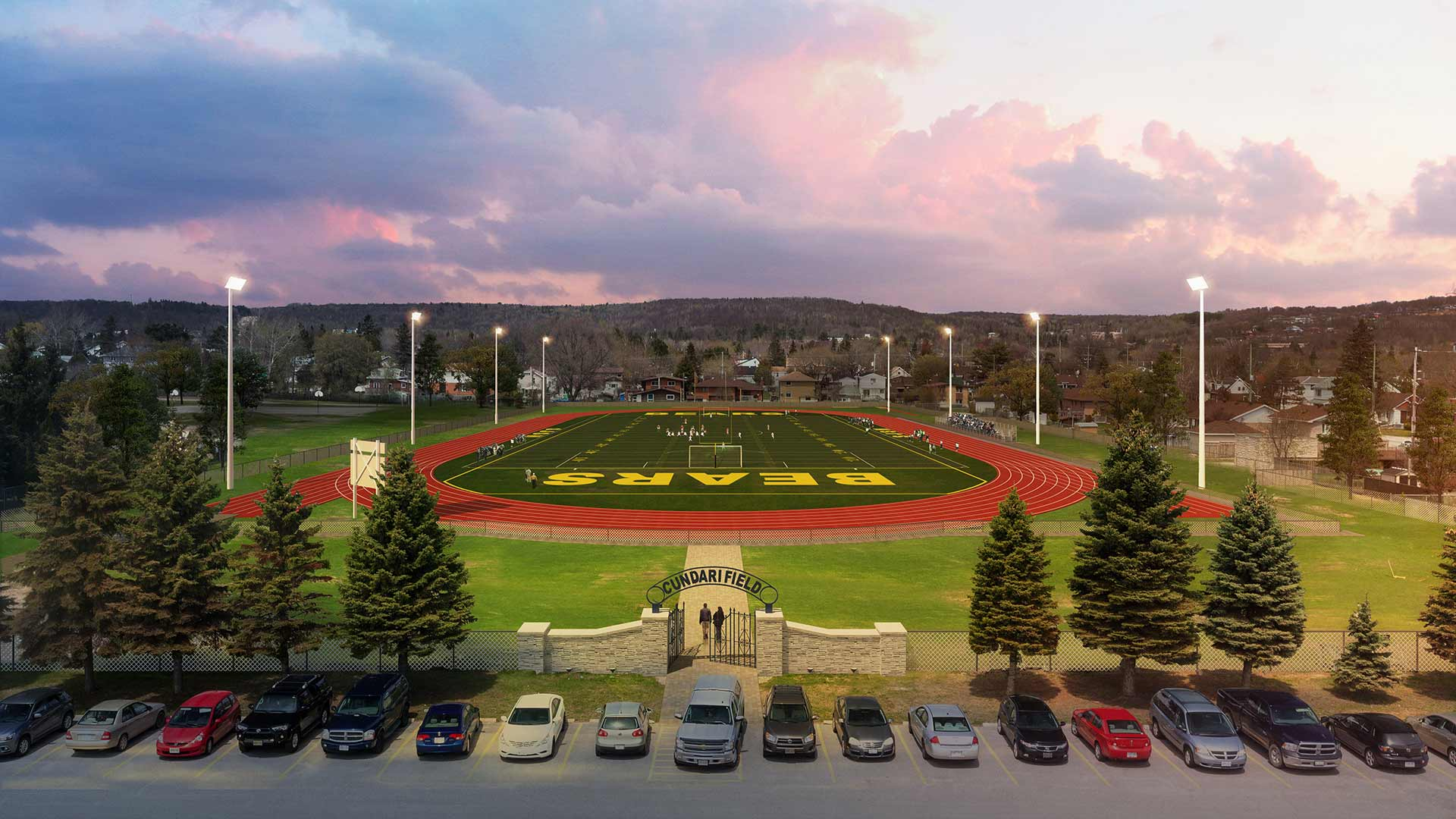 St. Joseph-Scollard Hall Athletic Field