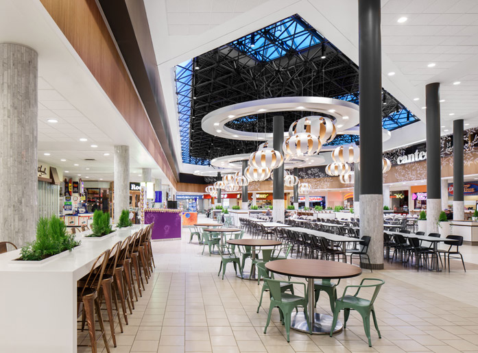 New Sudbury Centre Food Court