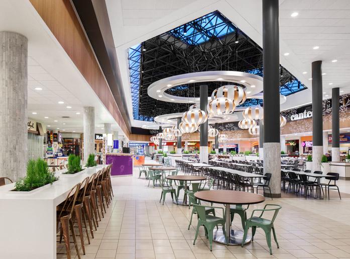 New Sudbury Centre Food Court